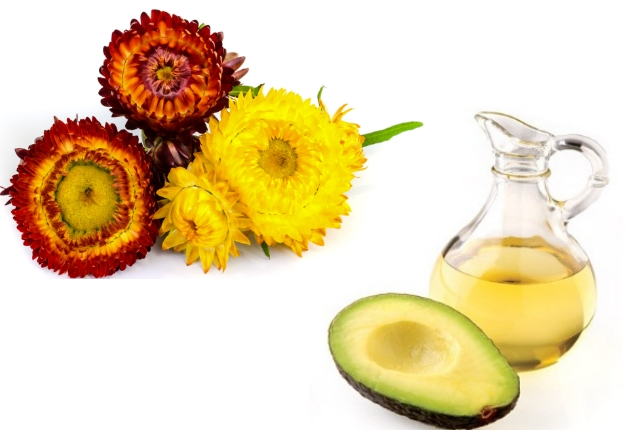 Helichrysum And Avocado Oil Blend