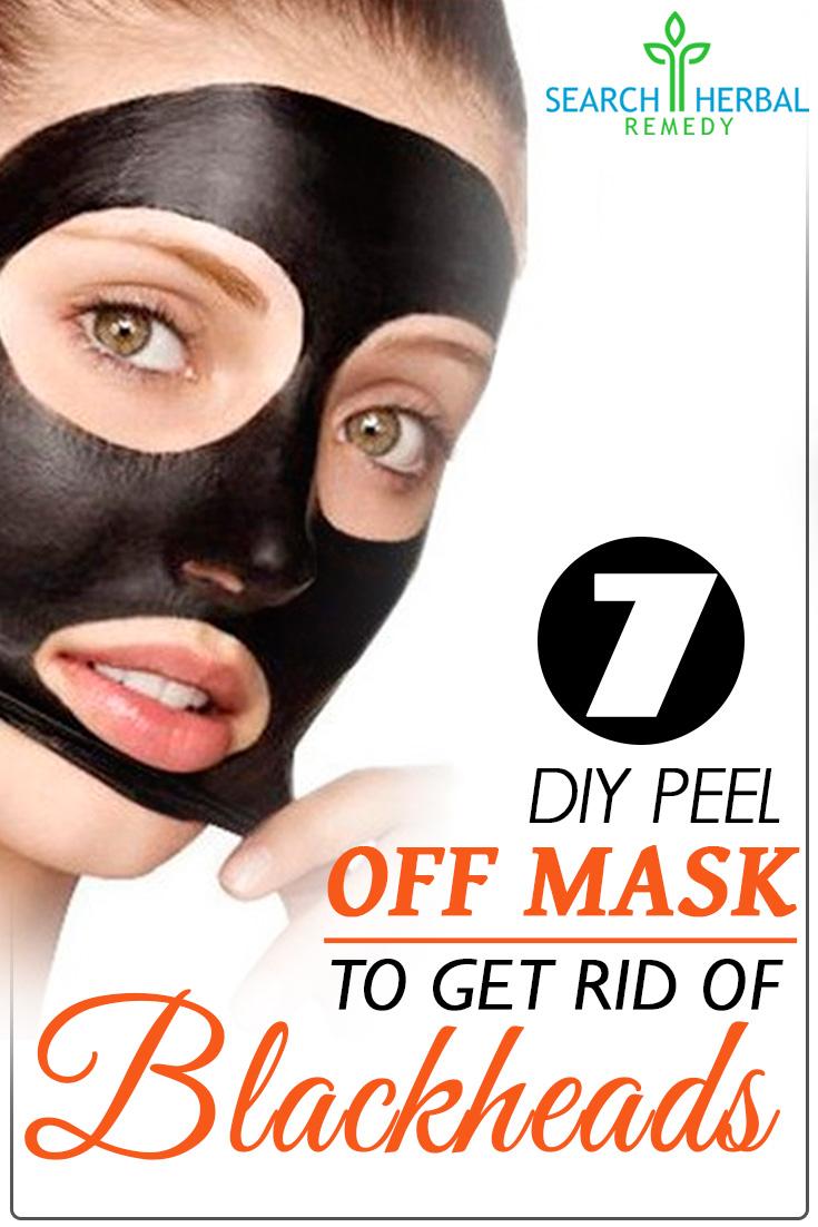 7 DIY Peel Off Mask To Get Rid Of Blackheads