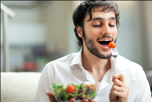 Eat Slowly And Chew More