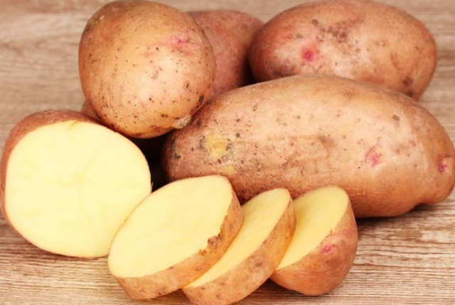Raw Potatoes