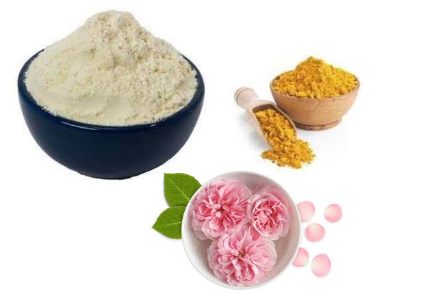 Gram Flour Mask