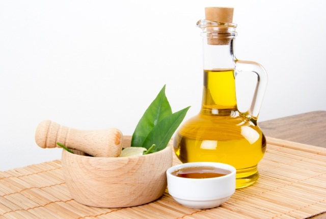 Honey with Olive Oil