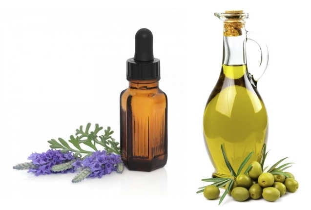Lavender Oil And Olive Oil