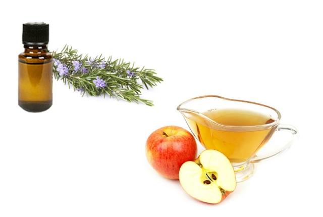 Rosemary Oil And Apple Cider Vinegar