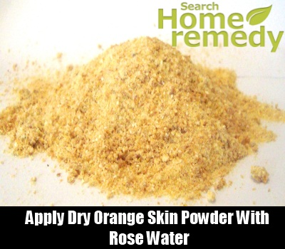 Dry Orange Skin Powder