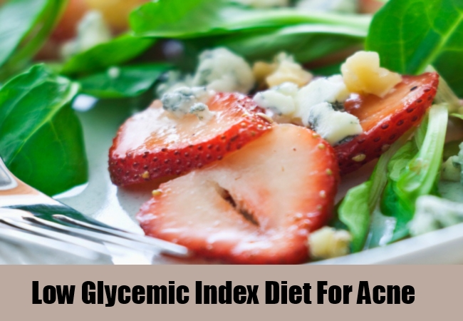 Low Glycemic Index Diet For Acne
