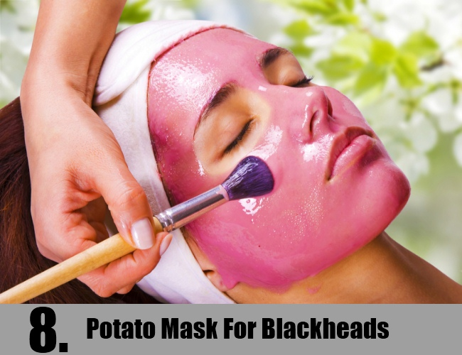 Potato Mask For Blackheads