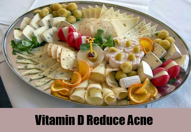 Vitamin D Reduce Acne