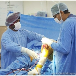 Knee Replacement Surgery And Its Associated Complications