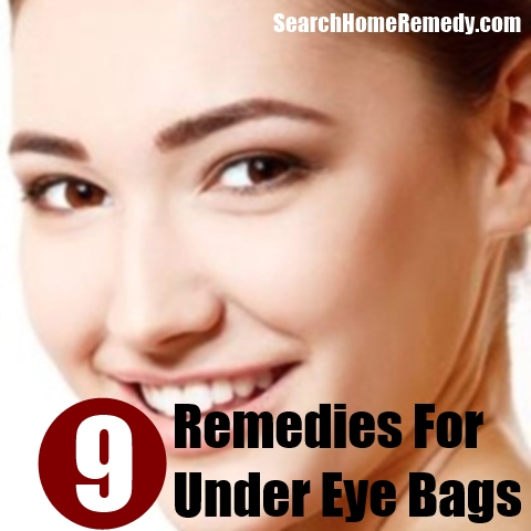 9 Home Remedies For Under Eye Bags