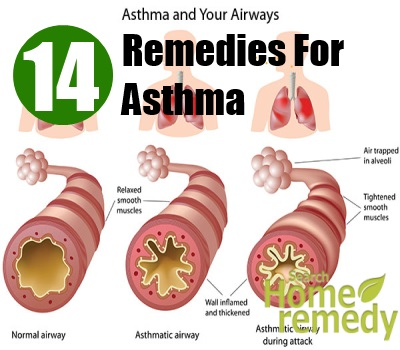 Natural Remedy For Asthma In Adults