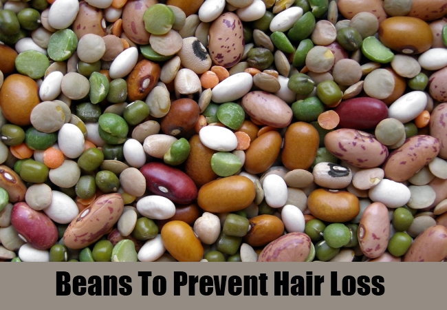 Beans To Prevent Hair Loss