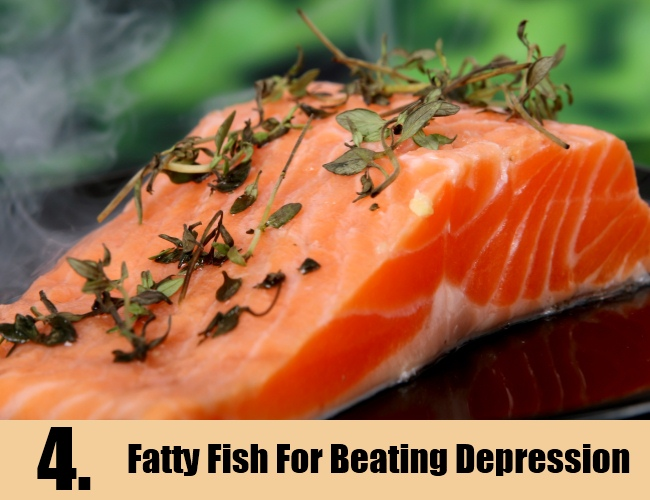 Fatty Fish For Beating Depression