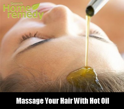 Hot Oil Therapy