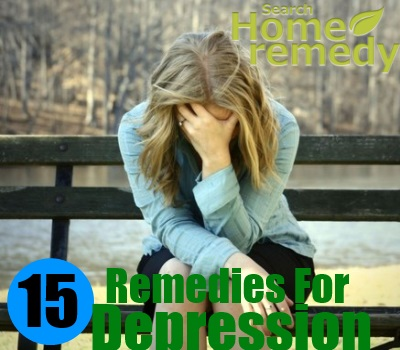 Top 15 Home Remedies For Depression