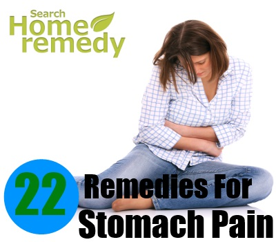 22 Home Remedies For Stomach Pain