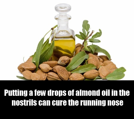 Use Almond Oil