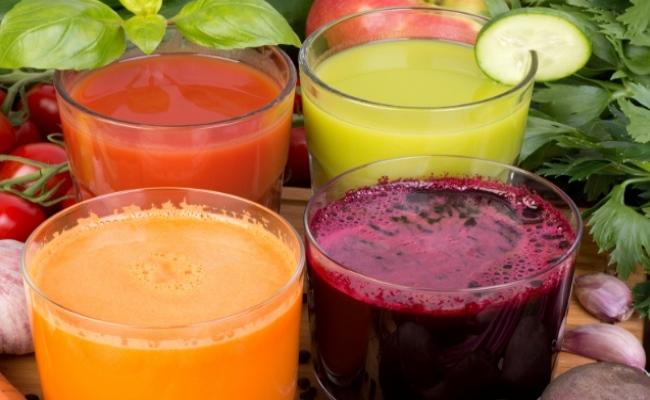 Vegetable Juice