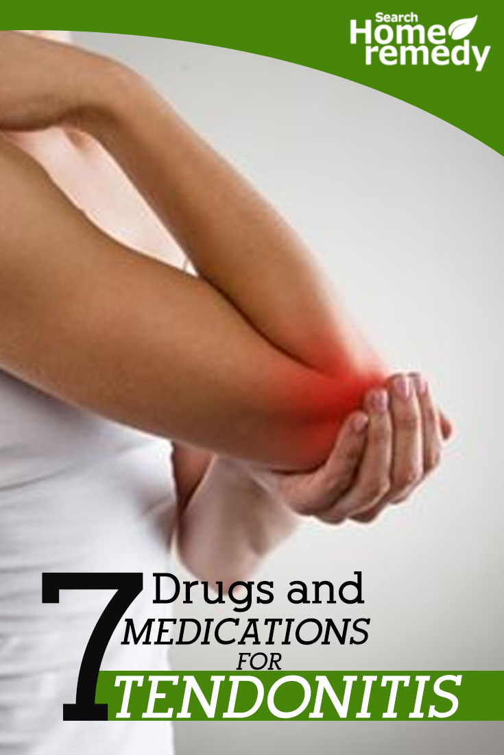 Drugs And Medications To Treat Tendonitis
