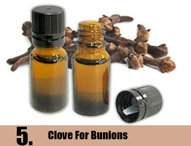 Clove For Bunions