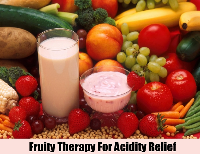 Fruity Therapy For Acidity Relief