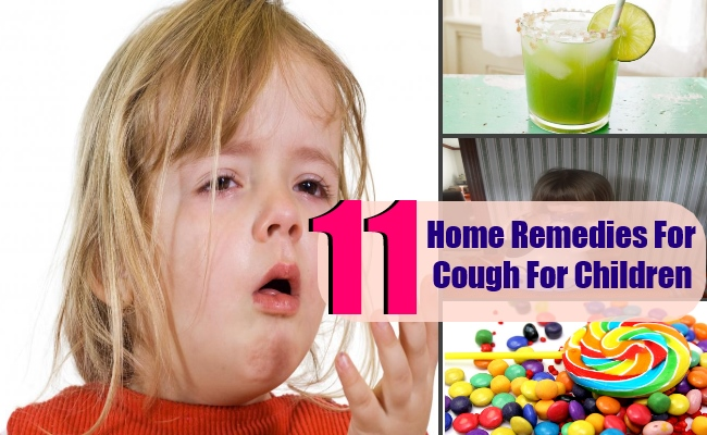 11 Home Remedies For Cough For Children