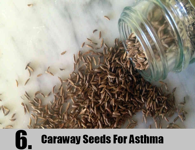 Caraway Seeds For Asthma