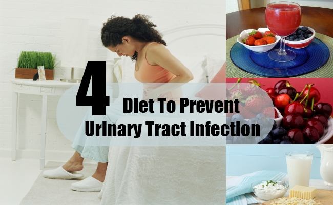 Diet To Prevent Urinary Tract Infection