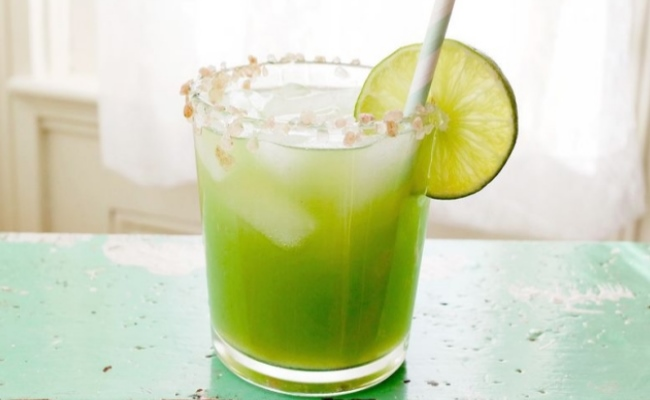 Treatment With Lime Juice