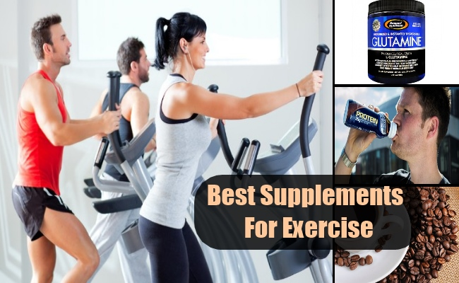 Effective Supplements For Exercise