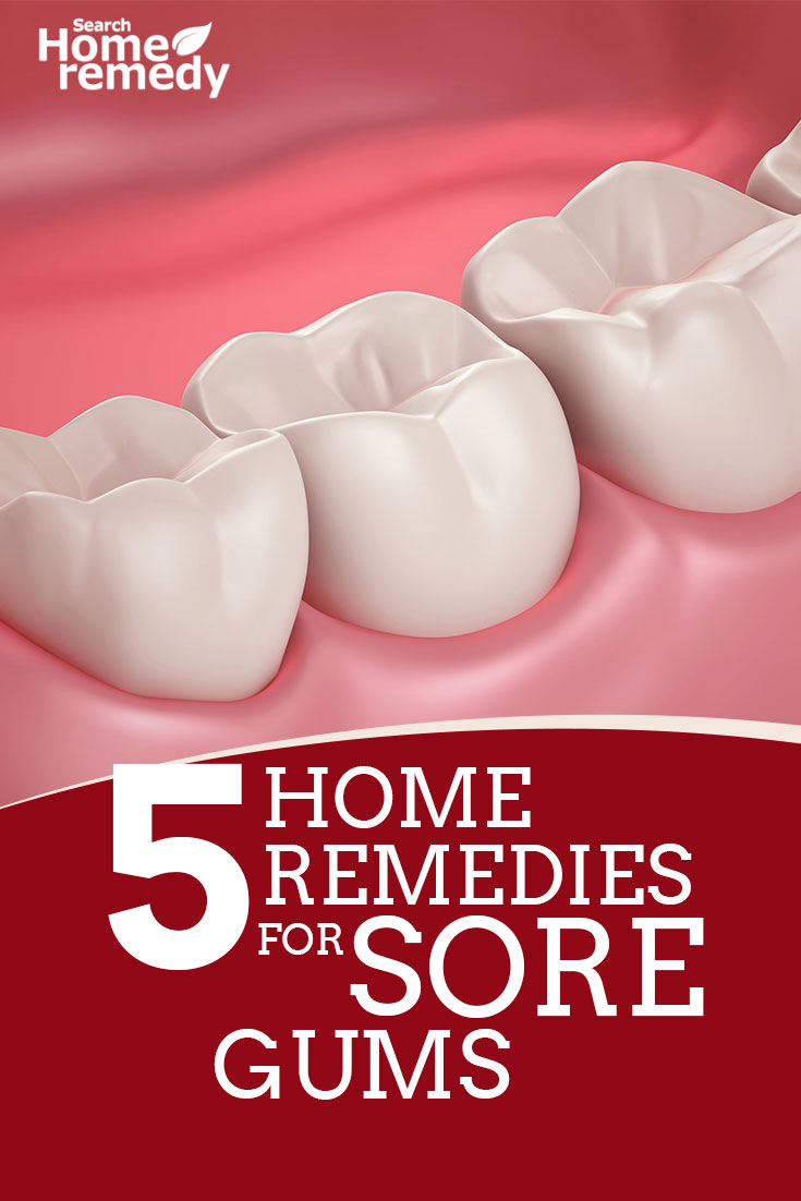Home Remedies For Sore Gums