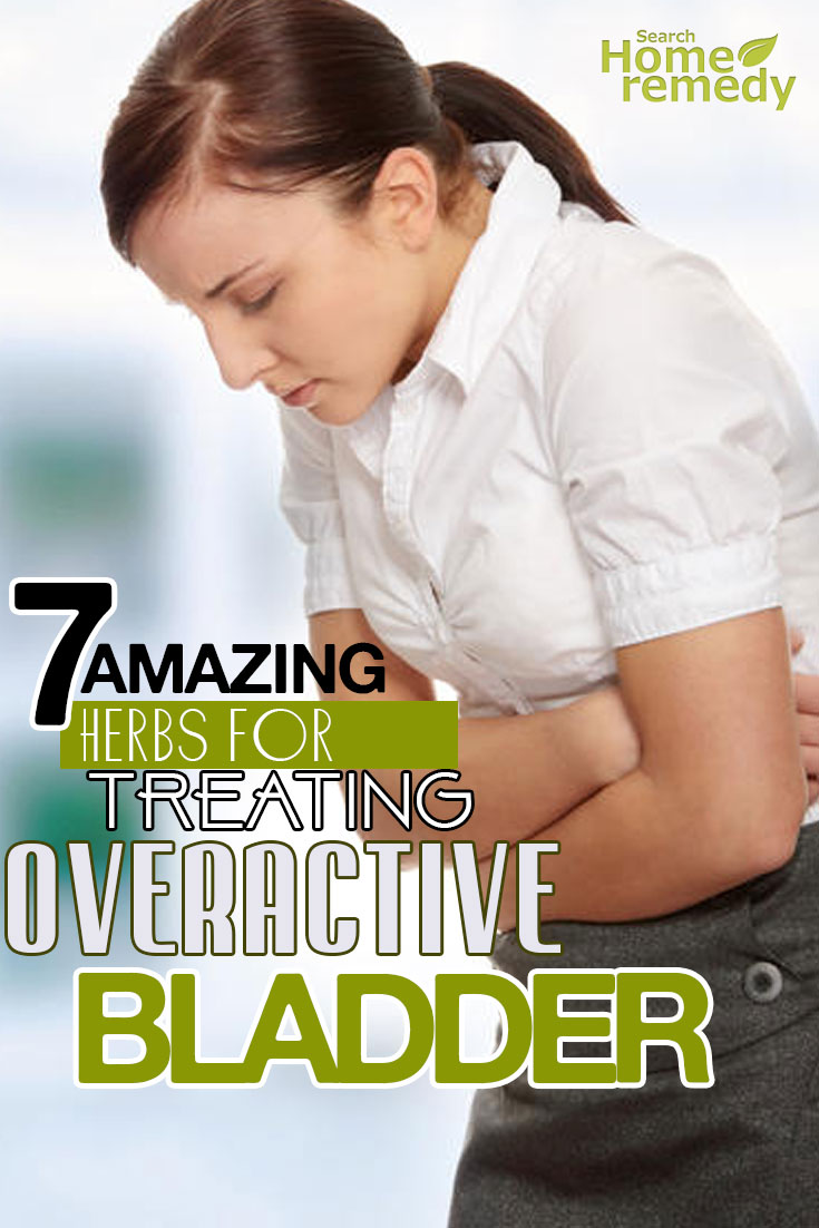 Amazing Herbs For Treating Overactive Bladder