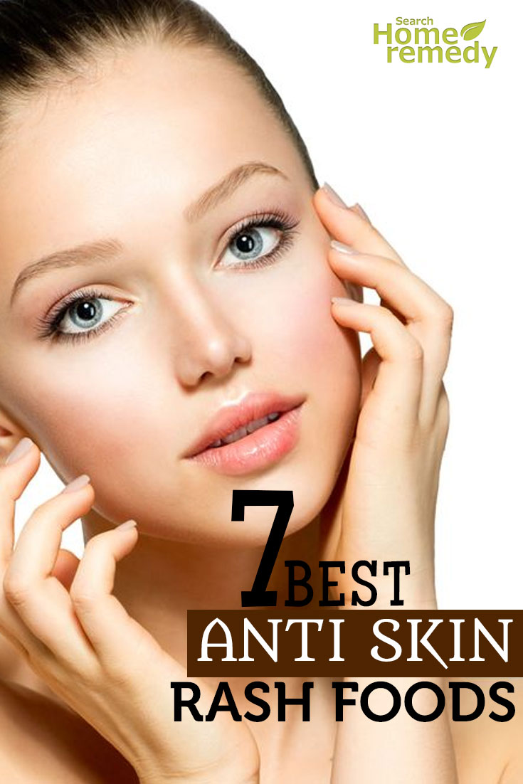 Best Anti Skin Rash Foods