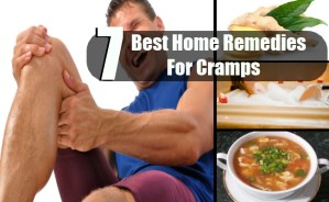 7 Best Home Remedies For Cramps