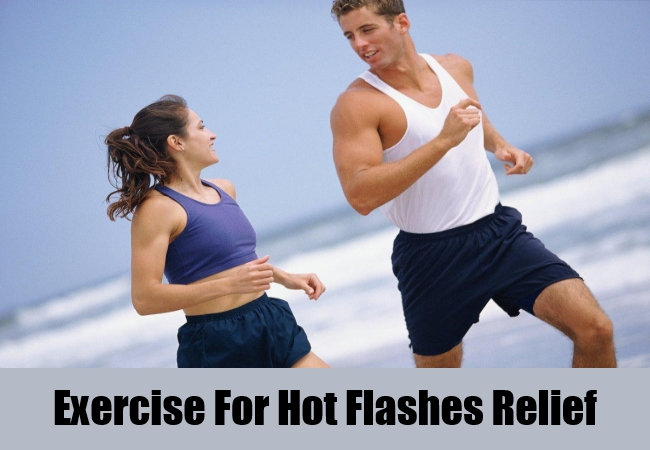 Exercise For Hot Flashes Relief