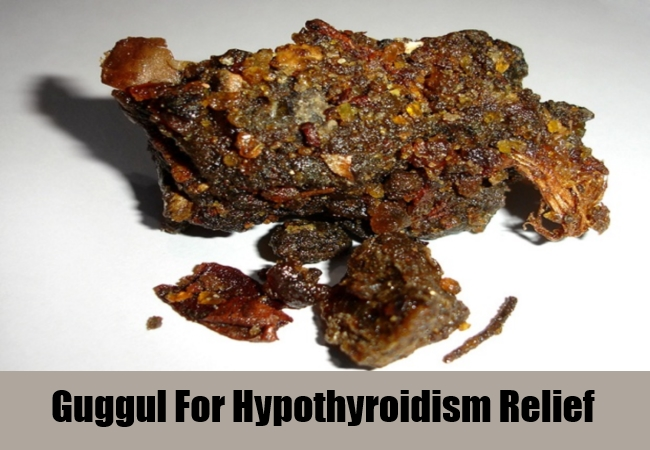 Guggul For Hypothyroidism Relief