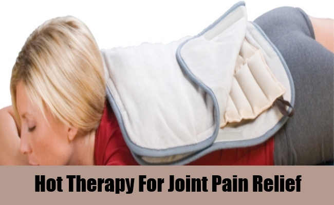 Hot Therapy For Joint Pain Relief