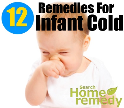 12 Home Remedies For Infant Cold