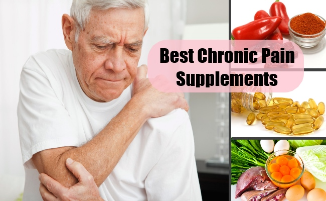 Best Chronic Pain Supplements