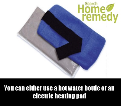 Use Heating Pad
