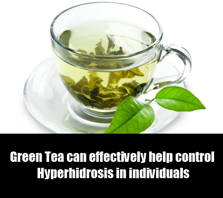12 Home Remedies For Hyperhidrosis - Natural Treatments