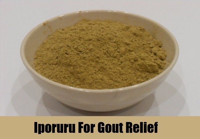 Iporuru For Gout Relief