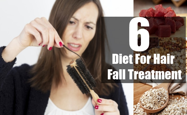 Diet For Hair Fall Treatment