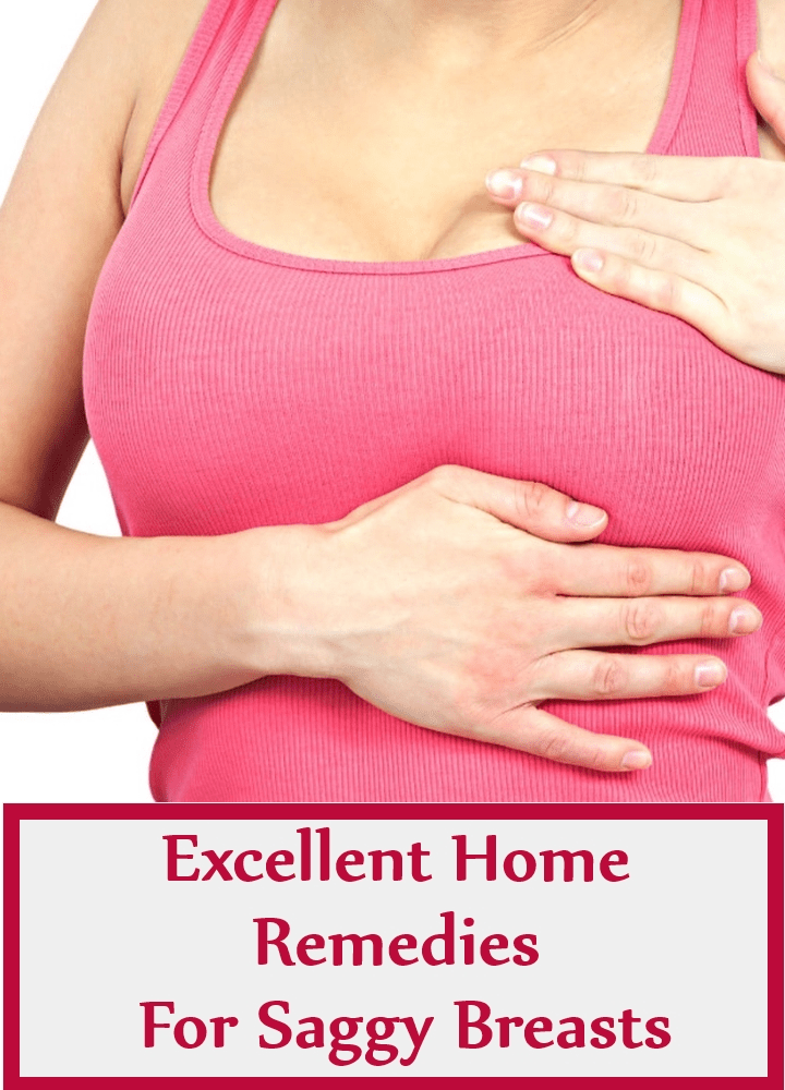 Excellent Home Remedies For Saggy Breasts creative image