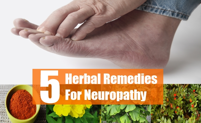 Herbal Remedies For Neuropathy
