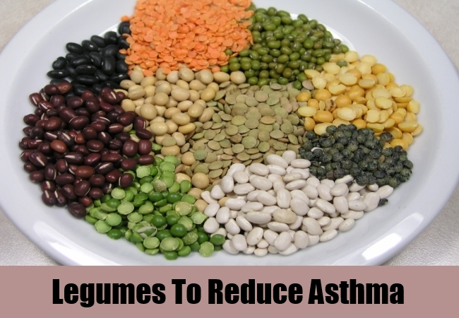 Legumes To Reduce Asthma