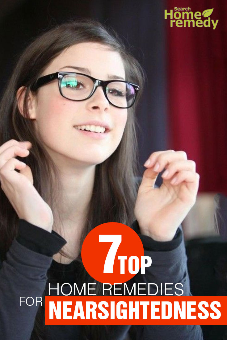 Top Home Remedies For Nearsightedness