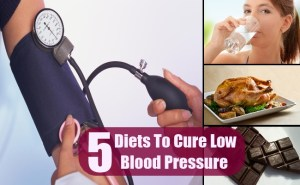 5 Diets To Cure Low Blood Pressure