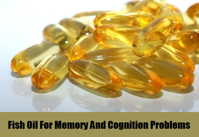 Fish Oil For Memory And Cognition Problems