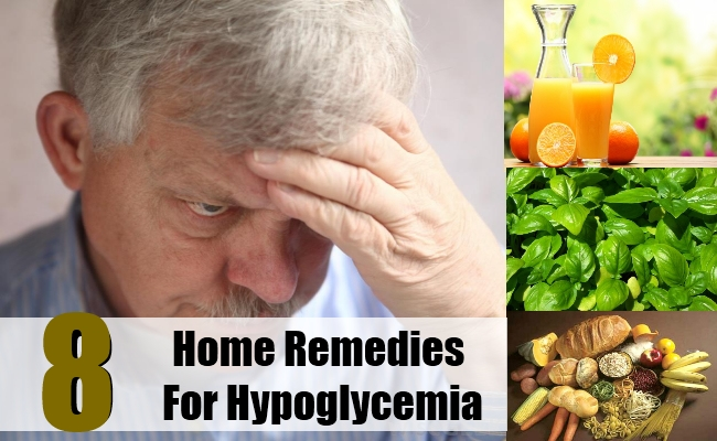 Home Remedies For Hypoglycemia